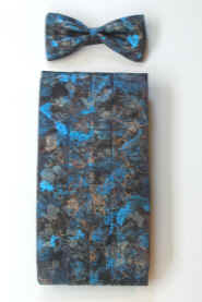 Click here to purchase this cummerbund bowtie set