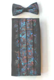 Click here to purchase this cummerbund/bowtie set